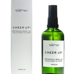 Ενυδατικό λάδι σώματος με άρωμα γιασεμιού - Cheer Up!