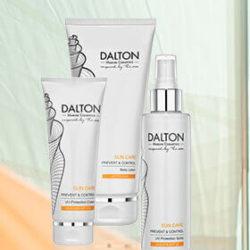 Αντηλιακό σπρέι προσώπου, σώματος spf30 - Dalton Marine Cosmetics