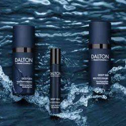 Ενυδατική κρέμα προσώπου για άντρες - Dalton marine Cosmetics