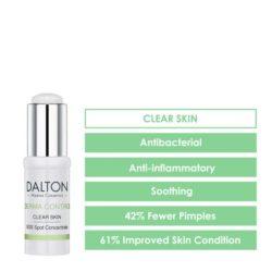 Ορός SOS ενάντια στα σπυράκια - Derma Control Dalton Marine Cosmetics