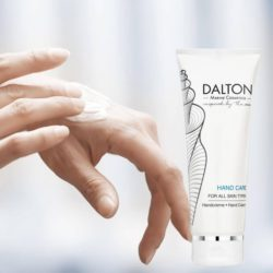 Kρέμα χεριών με πανθενόλη - Dalton Marine Cosmetics