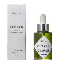 Καταπραϋντικό λάδι προσώπου με έλαιο χαμομηλιού - Moon oil