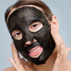 Ενυδατική, αντιγηραντική μάσκα χρυσού με χαβιάρι & θαλάσσιο κολλαγόνο