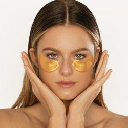 Μάσκα ματιών με κολλαγόνο