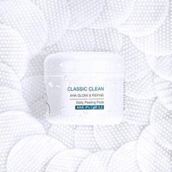 Πανάκια καθαρισμού με οξέα - Classic clean